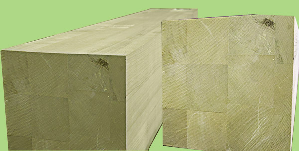 Multi Piece Laminated Square
